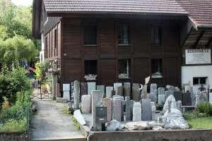 Steinmetz Boswil Ausstellung Ansicht 3