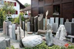 Steinmetz Boswil Ausstellung Ansicht 1